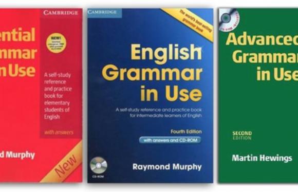 オススメの文法書 Grammar in Use